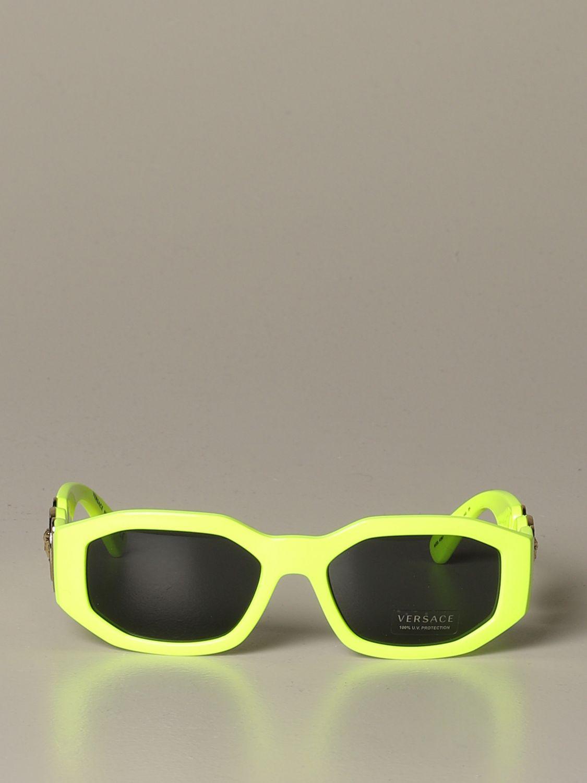 Brille Versace: Brille damen Versace grün 2