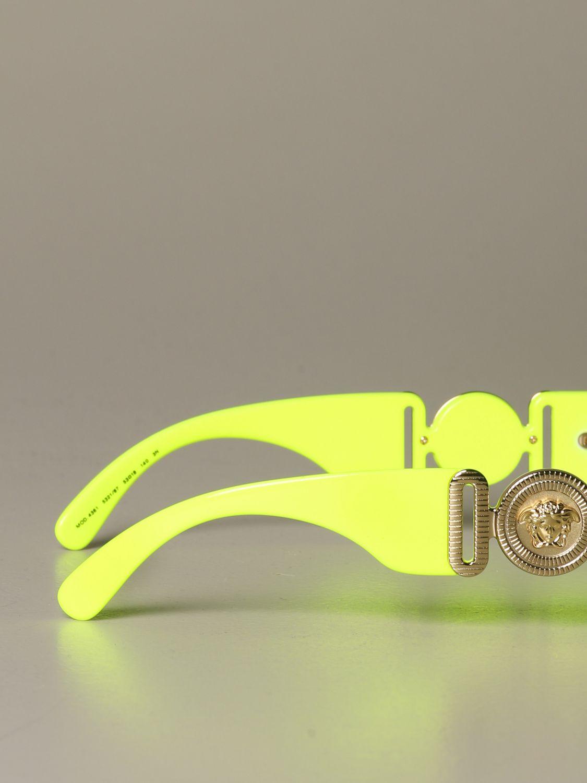 Brille Versace: Brille damen Versace grün 3