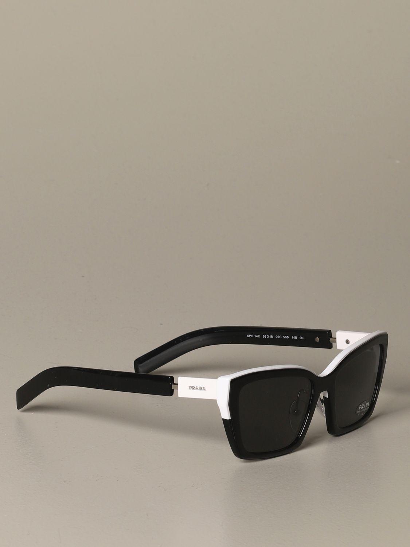 solo También lantano  Gafas mujer Prada | Gafas Prada Mujer Negro | Gafas Prada SPR 14X Giglio ES