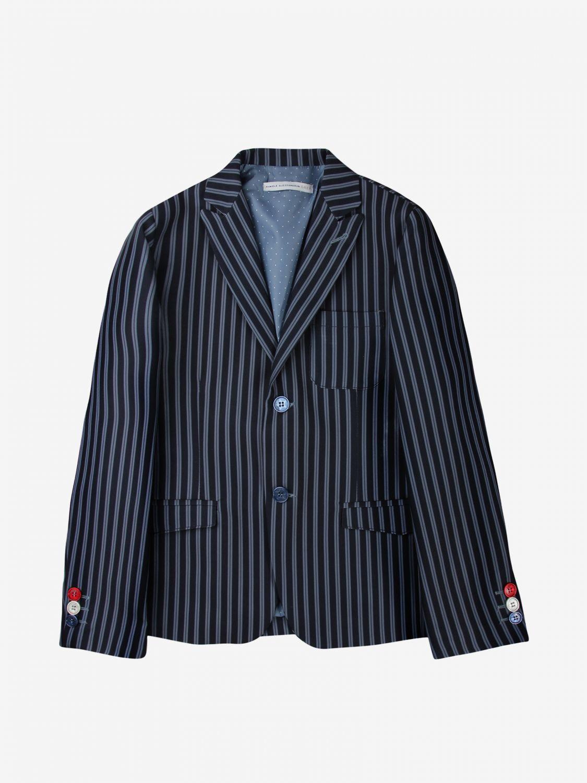 Jacket Daniele Alessandrini: Jacket kids Daniele Alessandrini blue 1