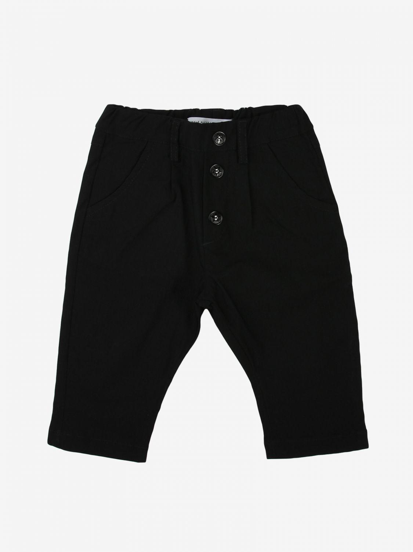 Pantalone Daniele Alessandrini: Pantalone bambino Daniele Alessandrini nero 1