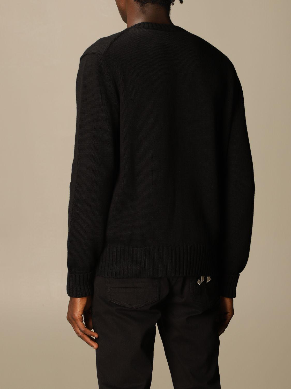 Sweatshirt Mcq Mcqueen: Sweatshirt herren Mcq Mcqueen schwarz 3