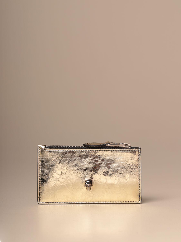 Handbag Mcq Mcqueen: Handbag women Mcq Mcqueen gold 1