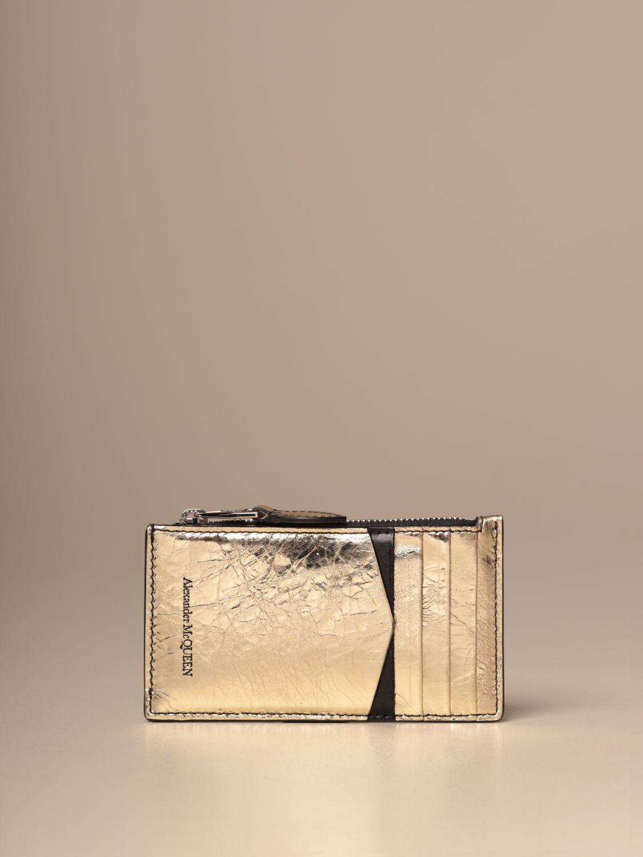 Handbag Mcq Mcqueen: Handbag women Mcq Mcqueen gold 2