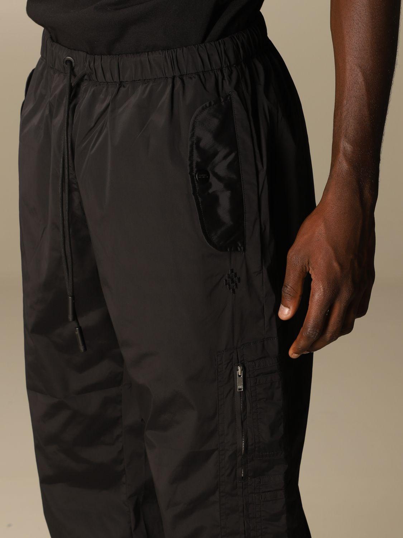 Pantalón Marcelo Burlon: Pantalón hombre Marcelo Burlon negro 5