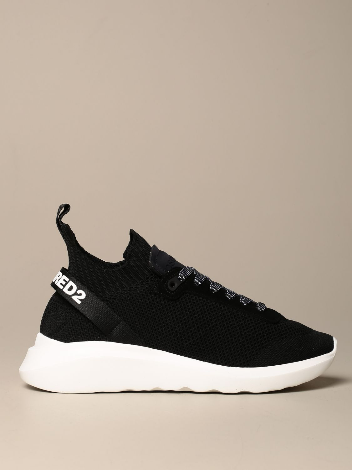 Trainers Dsquared2: Trainers men Dsquared2 black 1