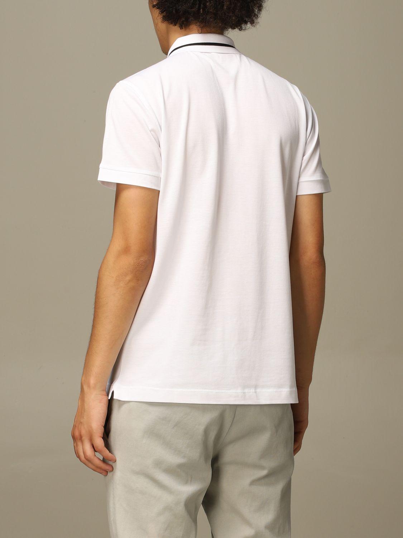 T-shirt Ea7: T-shirt men Ea7 white 2