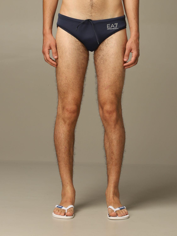 Swimsuit Ea7: Swimsuit men Ea7 navy 1