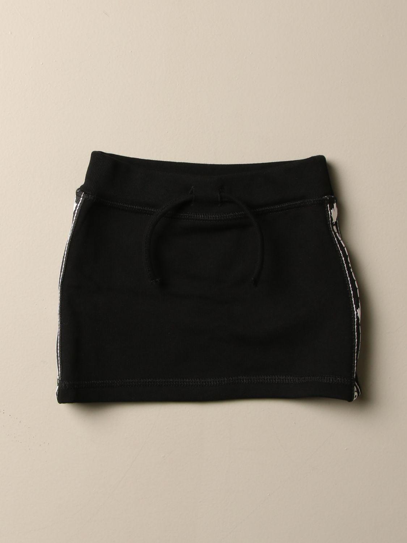 半身裙 Dsquared2 Junior: 半身裙 儿童 Dsquared2 Junior 黑色 1
