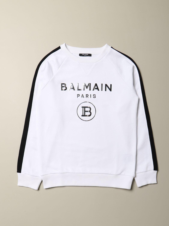 毛衣 Balmain: 毛衣 儿童 Balmain 白色 1