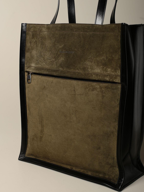 Bags Alexander Mcqueen: Bags men Alexander Mcqueen kaki 4