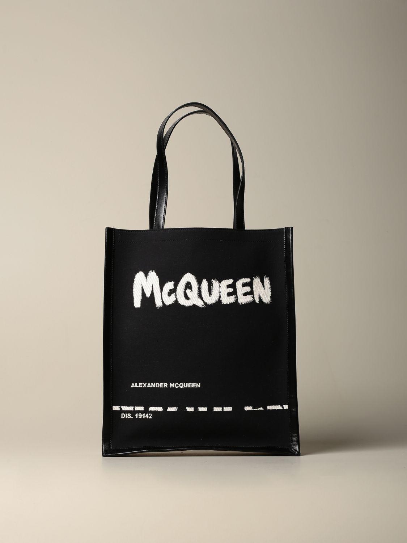 Bags Alexander Mcqueen: Bags men Alexander Mcqueen black 1