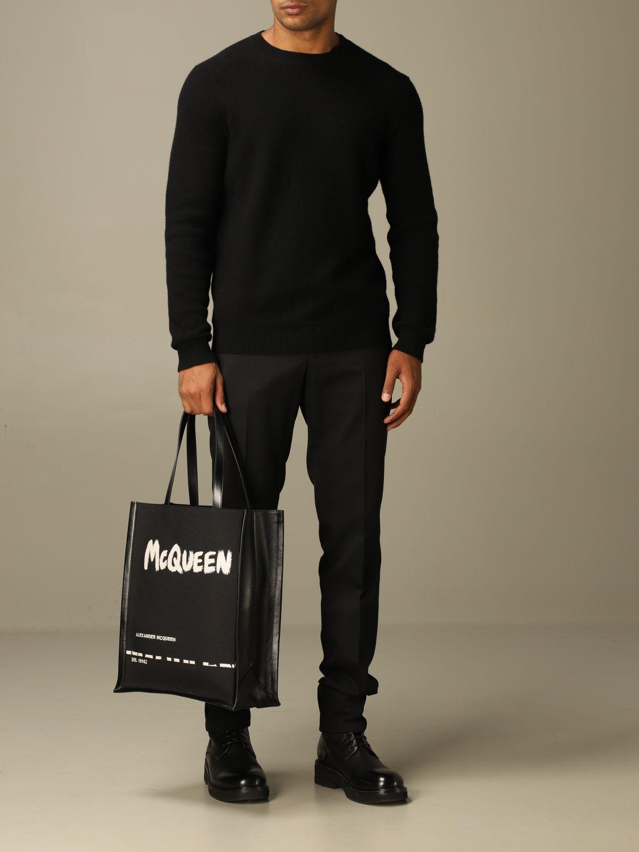 Bags Alexander Mcqueen: Bags men Alexander Mcqueen black 2