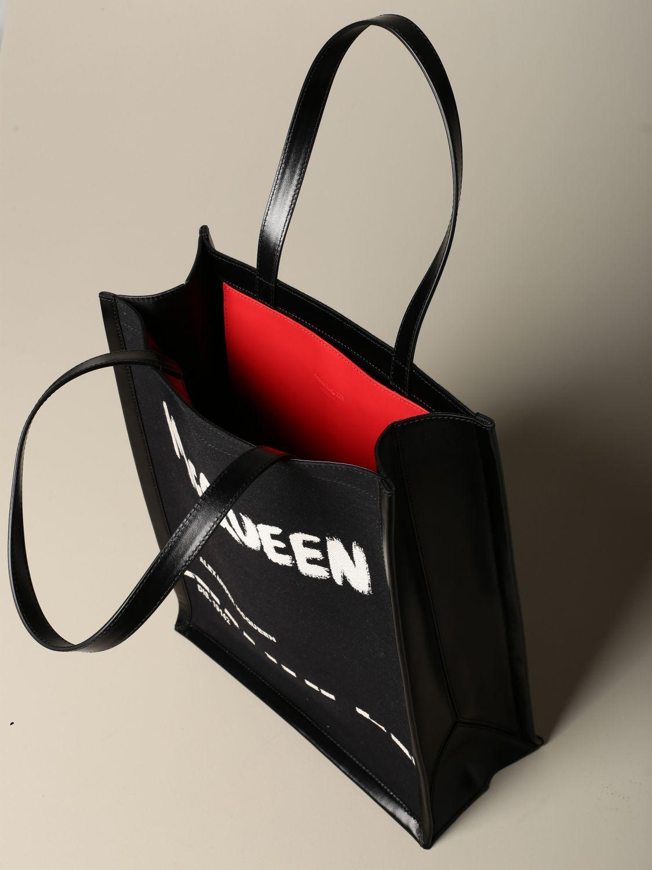 Bags Alexander Mcqueen: Bags men Alexander Mcqueen black 5