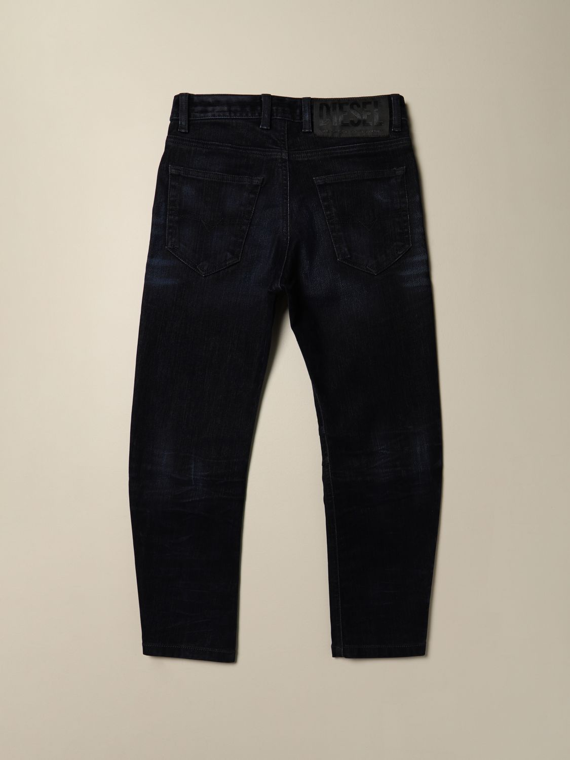 Jeans Diesel: Jeans Diesel carrot fit in denim blue 2