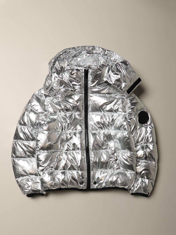 Jacket Diesel: Jacket kids Diesel silver 1