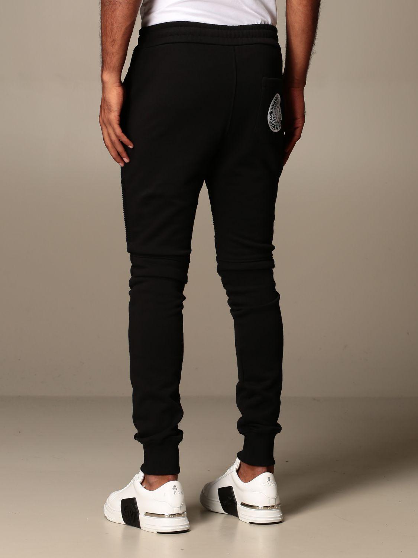 Trousers Balmain: Trousers men Balmain black 2