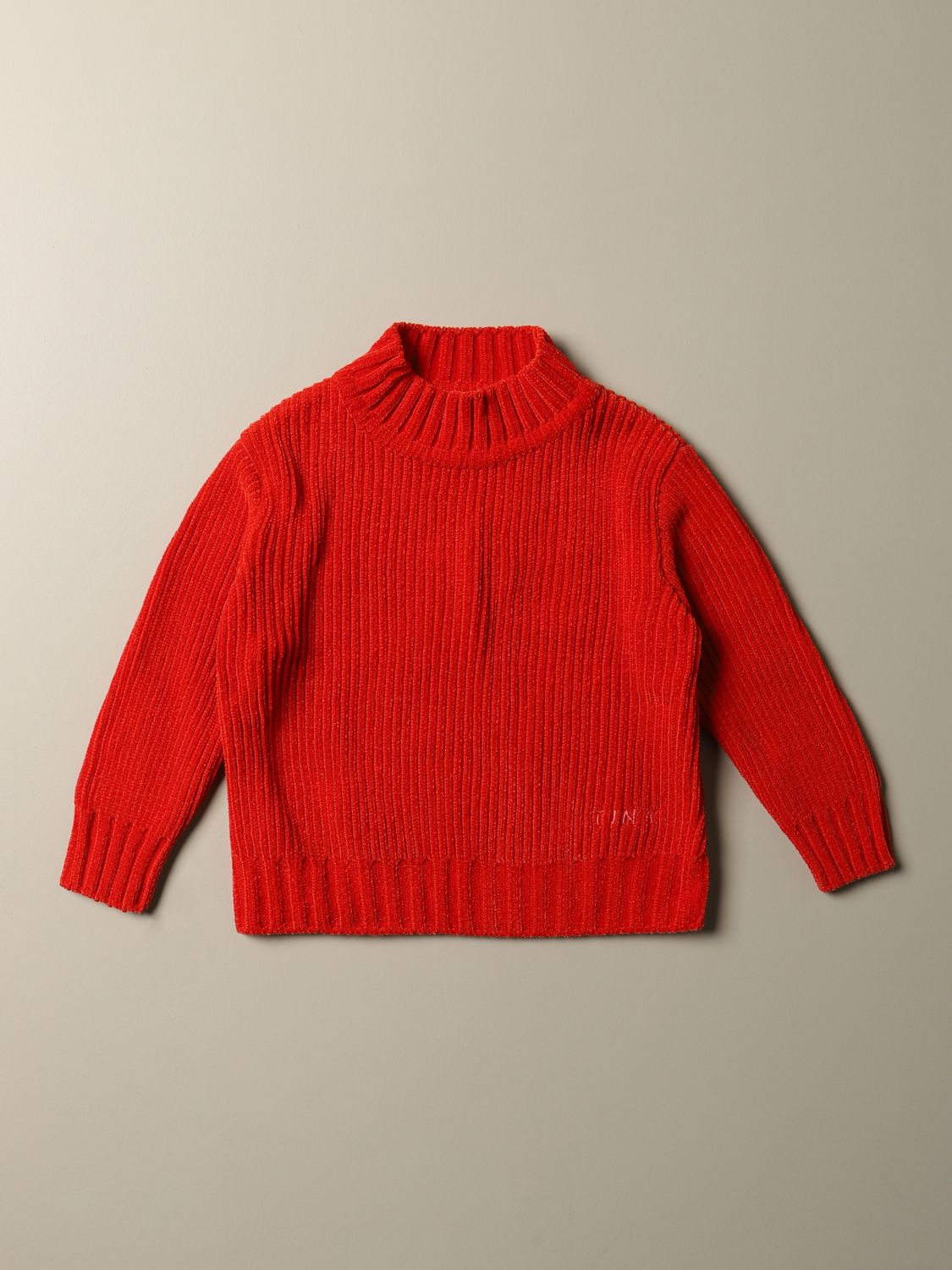 Jumper Tiny Cottons: Jumper kids Tiny Cottons red 1