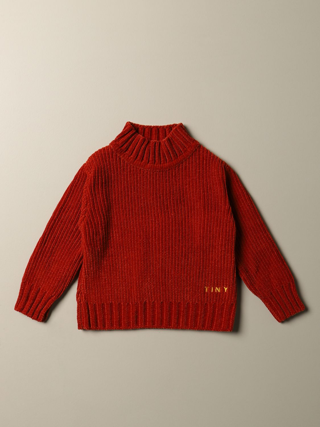 Jumper Tiny Cottons: Jumper kids Tiny Cottons brown 1