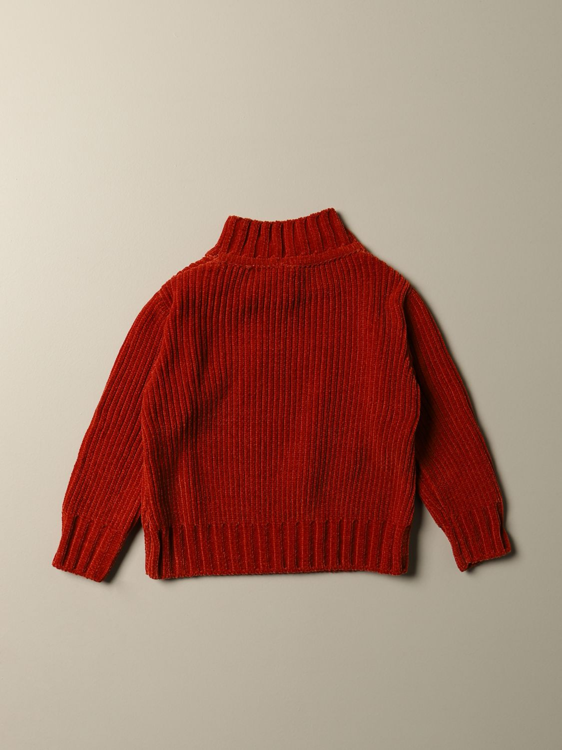 Jumper Tiny Cottons: Jumper kids Tiny Cottons brown 2