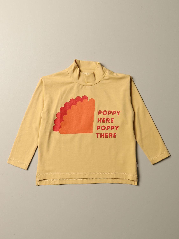 T-shirt Tiny Cottons: T-shirt enfant Tiny Cottons beige 1