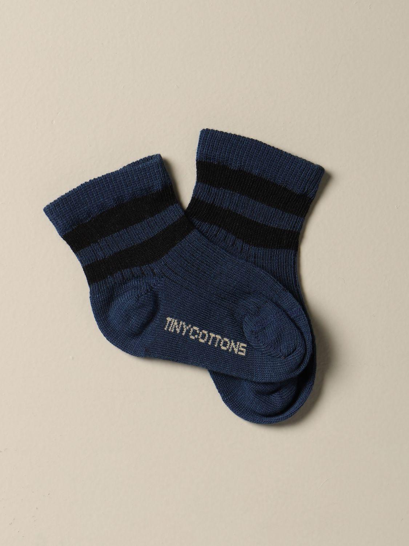 Chaussettes bébé Tiny Cottons: Chaussettes bébé enfant Tiny Cottons bleu 2