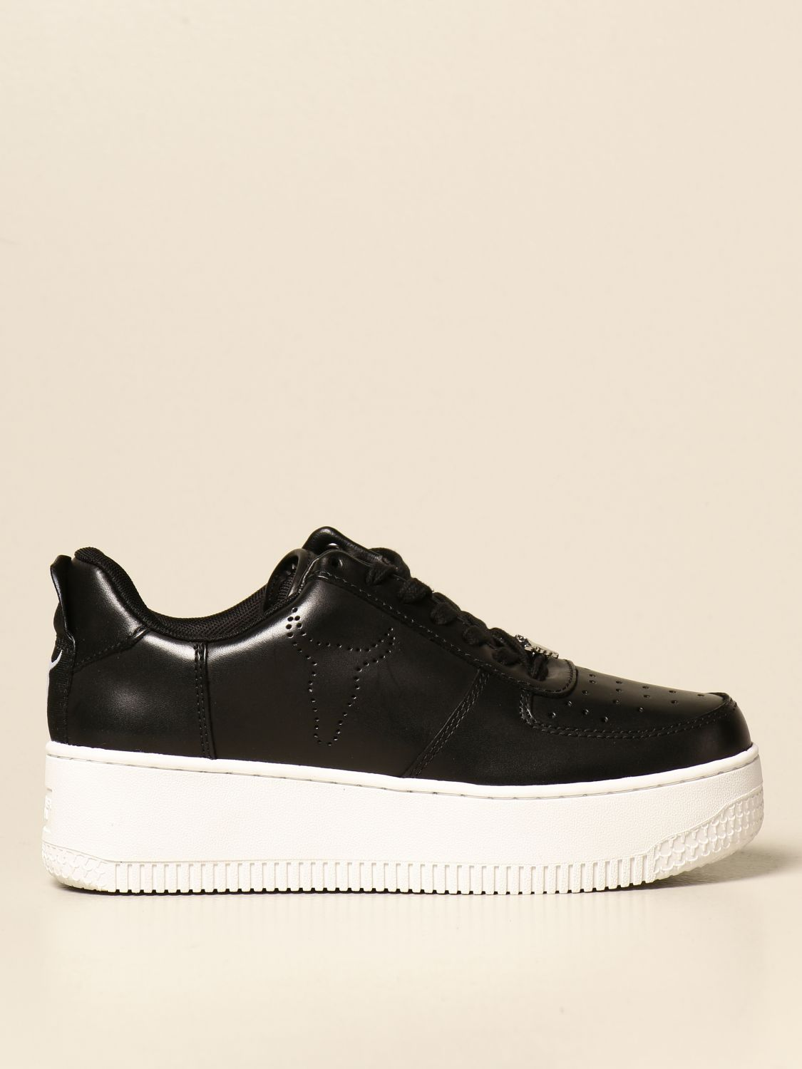 Sneakers Windsorsmith Asap: Windsorsmith sneakers in leather black 1 1