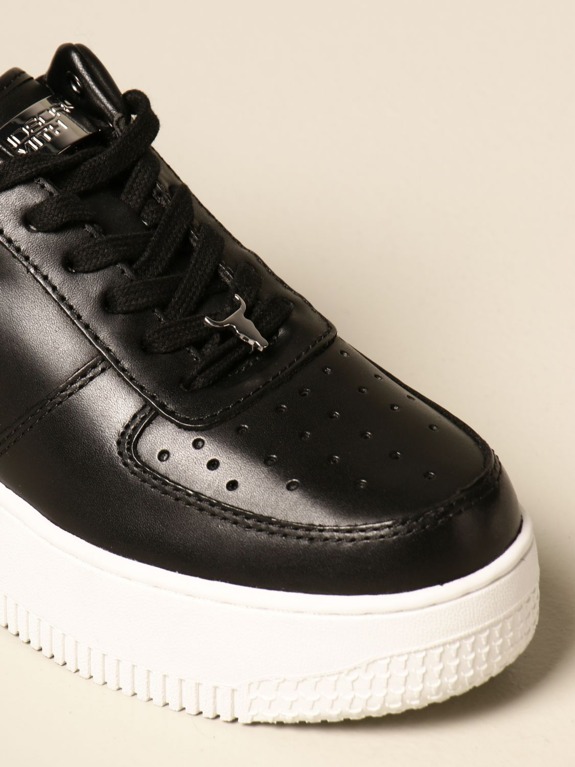 Sneakers Windsorsmith Asap: Windsorsmith sneakers in leather black 1 4