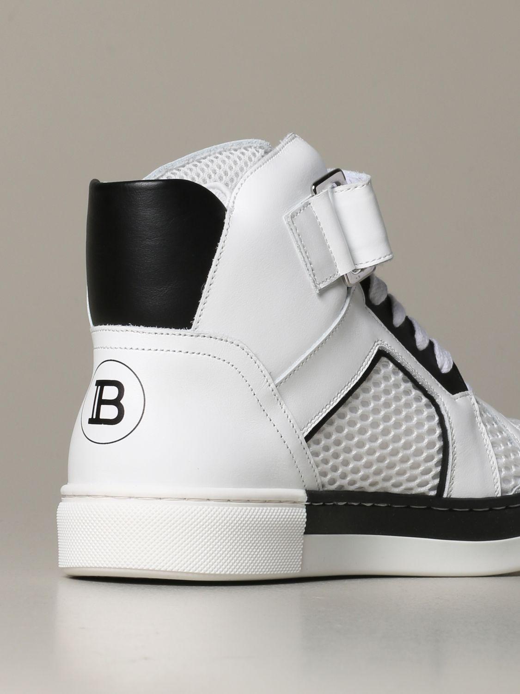 Zapatos Balmain: Zapatos niños Balmain blanco 3