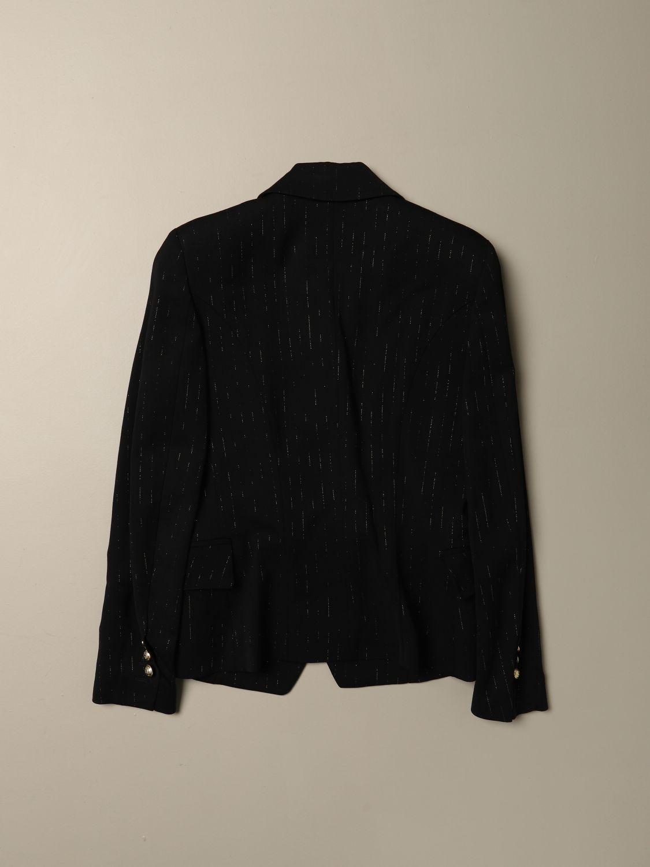 外套 Balmain: 外套 儿童 Balmain 黑色 2