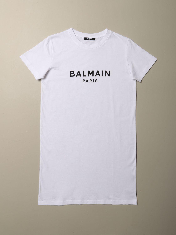 连衣裙 Balmain: 连衣裙 儿童 Balmain 白色 1