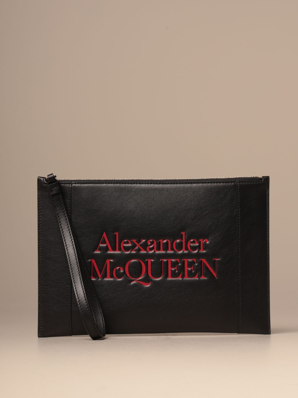 Handbag Mcq Mcqueen: Handbag women Mcq Mcqueen red 1