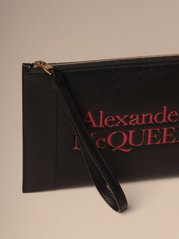 Handbag Mcq Mcqueen: Handbag women Mcq Mcqueen red 3