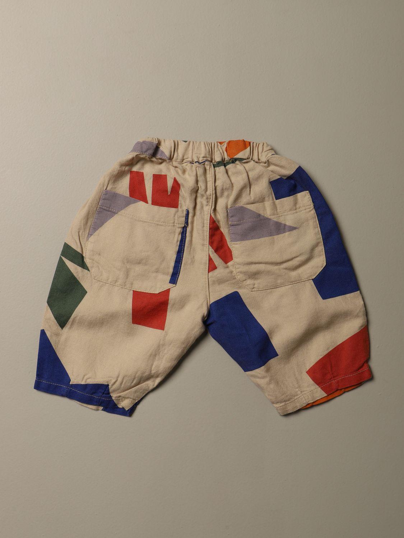 Pantalón Bobo Choses: Pantalón niños Bobo Choses beige 2