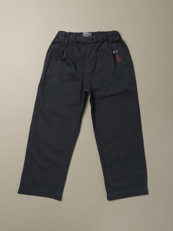 Pantalón Bobo Choses: Pantalón niños Bobo Choses gris 1