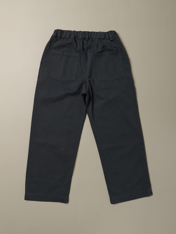 Pantalón Bobo Choses: Pantalón niños Bobo Choses gris 2