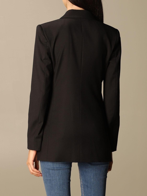 Blazer Boutique Moschino: Jacket women Boutique Moschino black 2