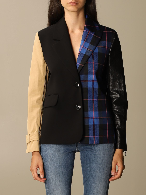 Jacket Boutique Moschino: Jacket women Boutique Moschino multicolor 1