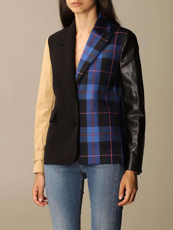Jacket Boutique Moschino: Jacket women Boutique Moschino multicolor 3