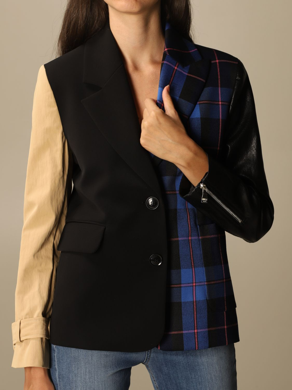 Jacket Boutique Moschino: Jacket women Boutique Moschino multicolor 4