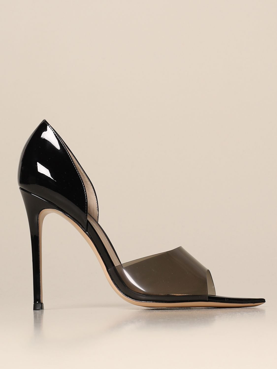 Chaussures à talons Gianvito Rossi: Chaussures à talons femme Gianvito Rossi noir 1