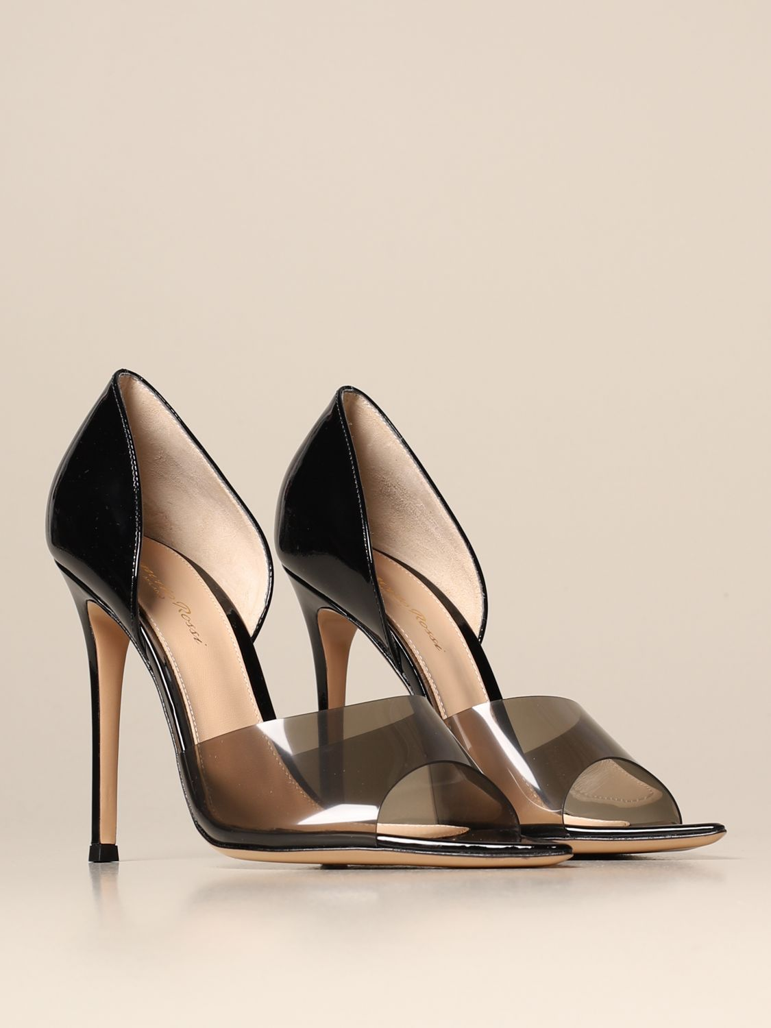 Chaussures à talons Gianvito Rossi: Chaussures à talons femme Gianvito Rossi noir 2
