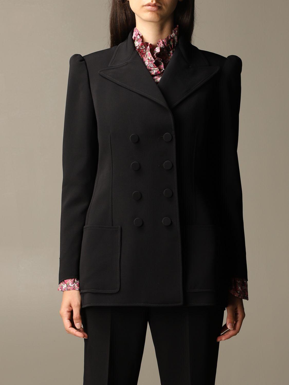 Suit Philosophy Di Lorenzo Serafini: Jacket women Philosophy Di Lorenzo Serafini black 1