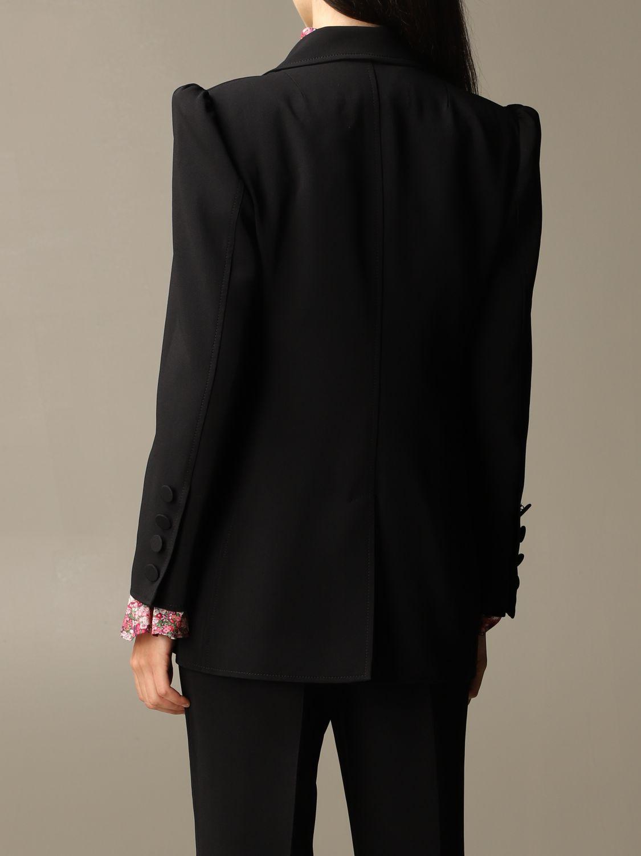 Деловой костюм Philosophy Di Lorenzo Serafini: Куртка Женское Philosophy Di Lorenzo Serafini черный 3