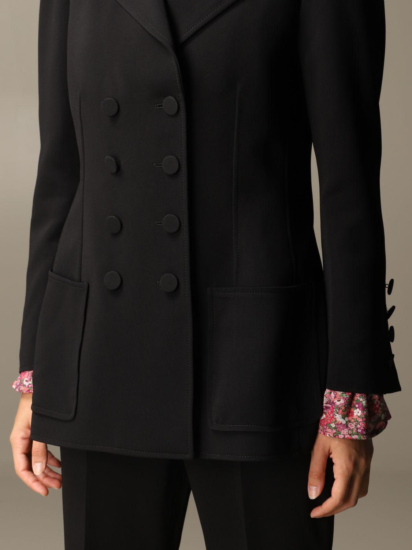 Suit Philosophy Di Lorenzo Serafini: Jacket women Philosophy Di Lorenzo Serafini black 5