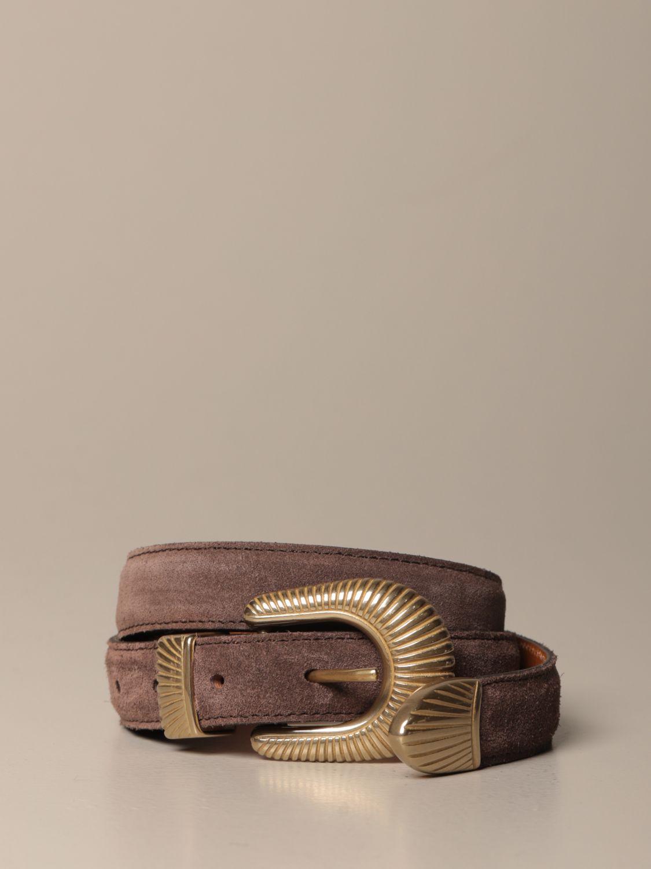 Belt Eleventy: Belt men Eleventy brown 1