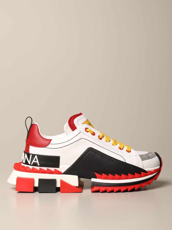 Sneakers Dolce & Gabbana: Sneakers herren Dolce & Gabbana fa05 1