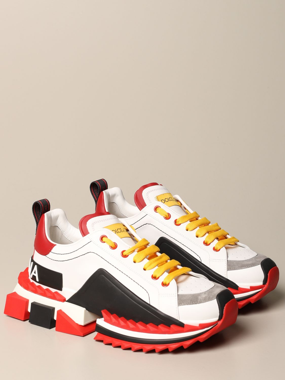 Sneakers Dolce & Gabbana: Sneakers herren Dolce & Gabbana fa05 2