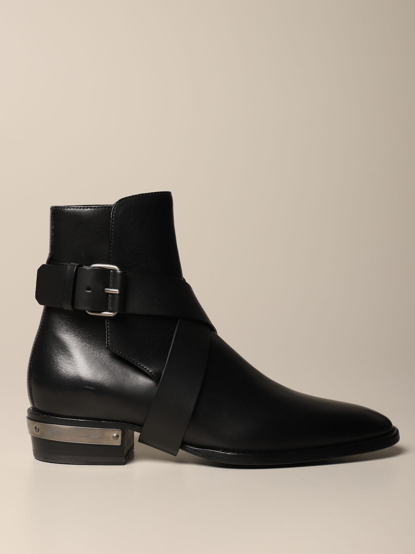 Ботинки челси Balmain: Ботинки челси Мужское Balmain черный 1