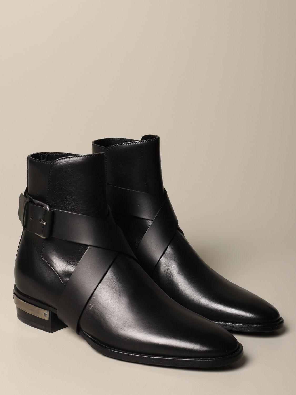 Ботинки челси Balmain: Ботинки челси Мужское Balmain черный 2